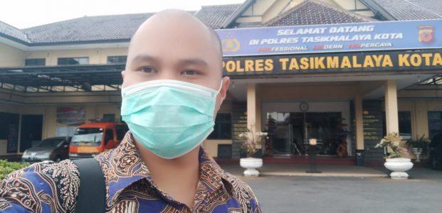 Polres Kota Tasikmalaya Menolak Laporan Perkara