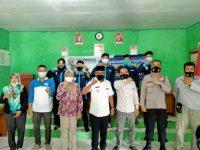 Launching Posbakum Desa Parungponteng