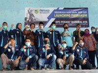 Launching Posbakum Desa Gunungtanjung