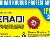 Pendidikan Khusus Profesi Advokat (PKPA) angkatan ke-2