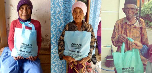 Galery Kegiatan : Darma Sosial Pembagian Ratusan Paket Sembako