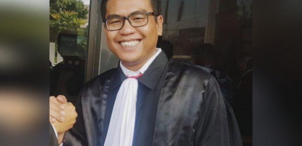 Meski Belum Pernah Beracara, Advokat Ini Sukses Memboyong Penghargaan Menkumham